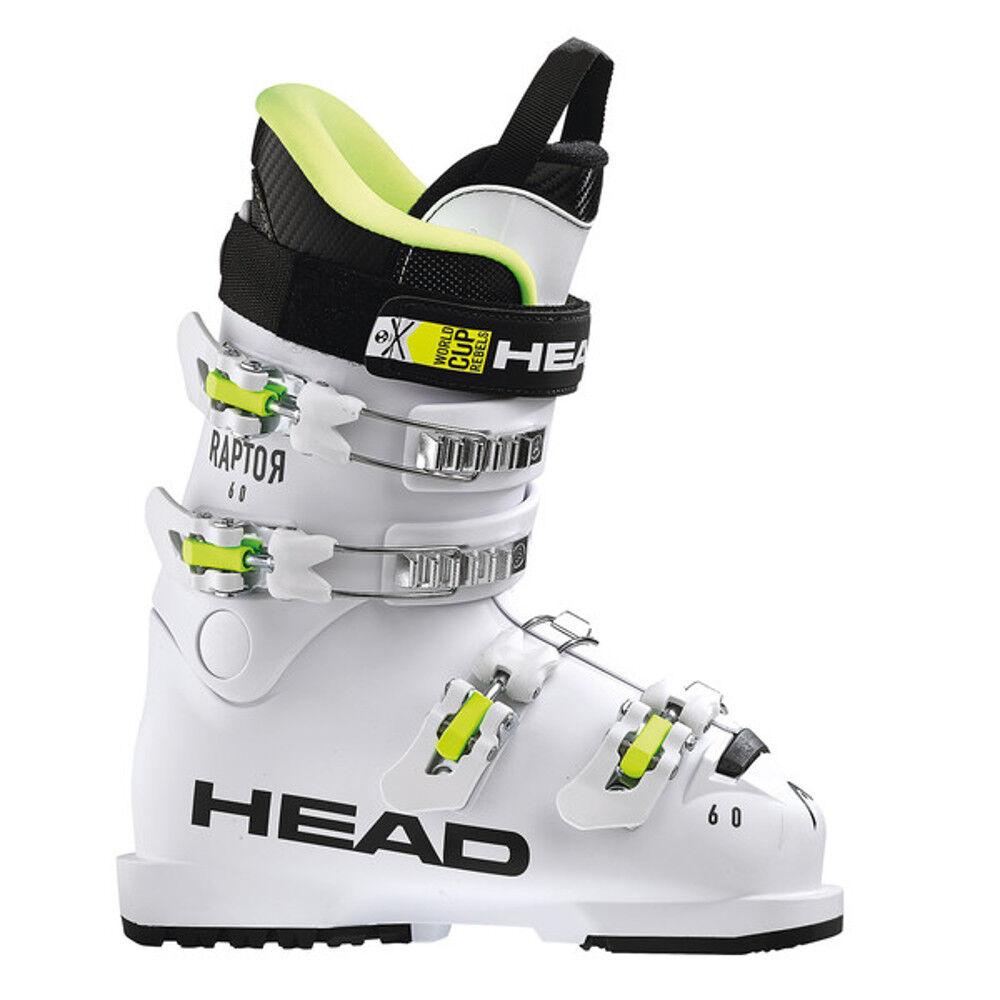 Head Raptor 60 Skischuh Junior inkl Innenschuh Kinder NEU  Skiboot Skistiefel J18  good quality