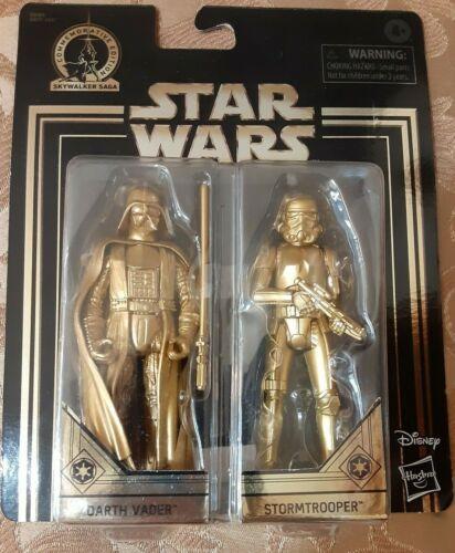 NEW Star Wars Commemorative Edition Skywalker Saga Darth Vader//Stormtrooper Set