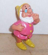 Disney Snow White DOC DWARF PVC Figure VHTF