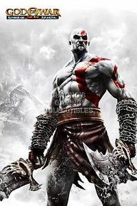 Details about RGC Huge Poster - God of War Ghost of Sparta PS4 PS3 PS2 PSP  Vita - GOW043