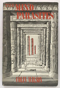 Colin-Wilson-The-Mind-Parasites-FIRST-AMERICAN-EDITION-Arkham-House-1967