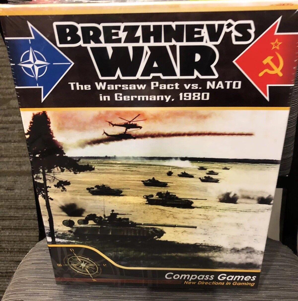 Juegos de la guerra de la OTAN Brezhnev brújula brújula brújula vs el Pacto de Varsovia nisw 1980 Envío Gratis en EE. UU.  envío rápido en todo el mundo