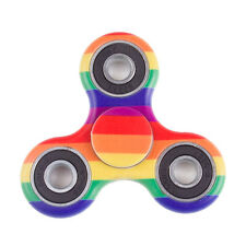 Rainbow Pride Special Edition Fidget Hand Tri-Spinner Anxiety & Stress Reliever