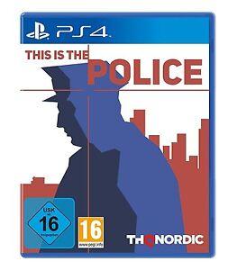 Polizei Spiele Ps4