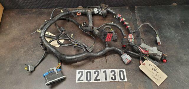 [DIAGRAM_1JK]  2001 Ford Mustang Cobra Computer PCM Harness 202130   eBay   2001 Cobra Wiring Harness      eBay
