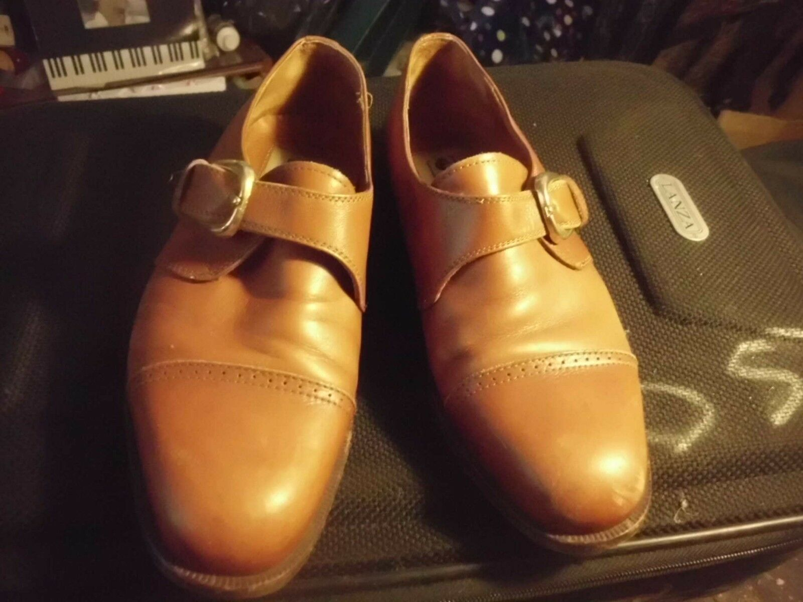 Gentlemen/Ladies STAMPO 40 MONK STRAP LOAFERS SIZE 40 STAMPO Selling special promotion Clearance sale 294221