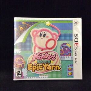 Kirby-039-s-Extra-Epic-Yarn-Nintendo-3DS-BRAND-NEW