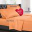 All-Unique-Sizes-Brushed-Soft-Microfiber-Hotel-Bed-Sheets-Deep-Pocket-Sheet-Set thumbnail 2