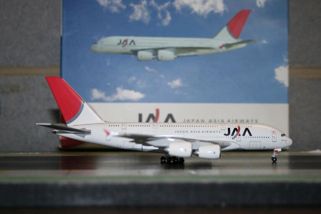 negozio di moda in vendita Magic modellos 1 400 Japan Japan Japan Asia Airlines Airautobus A380-800 Die-Cast modello Plane  vendita calda online