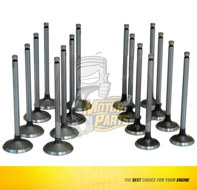 Intake Exhaust Valves For Toyota Camry Celica 2 0l 2 2l