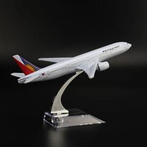 16cm-BOEING-777-Philippines-Airline-Diecast-Model-Aircraft-Aeroplane-Plane-1-400