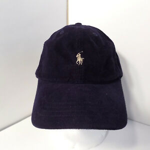 New Ralph Lauren Polo Golf Leather Strapback Hat Cap Original Tags ... 85f0a95b07d95