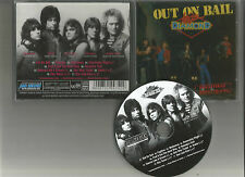 LEGS DIAMOND - Out on bail CD RARE AOR HEAVEN + 3 BONUS TRACKS STEELHEART GLYDER