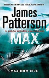James-Patterson-Max-Maximum-Ride-Tout-Neuf-Livraison-Gratuite-Ru