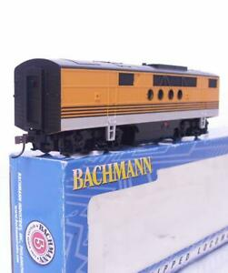 BACHMANN-60217-DIGITAL-DENVER-AND-RIO-GRANDE-EMD-FT-DIESEL-B-UNIT-DCC-FITTED