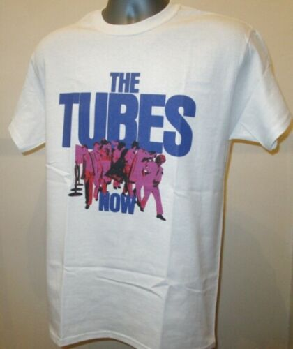 The Tubes Now T Shirt New Wave Rock Music Journey Boston Blue Oyster Cult 359Z