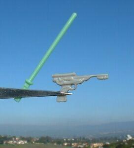 Film, telewizja i gry wideo Zabawki NICE 2 Custom FLOAT Green Handheld Lightsaber 1983 Luke Jedi Vintage Star Wars