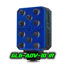 Ghost Light GL6-ADV IR Infrared LED Night Vision Camera Light Paranormal - Blue