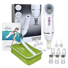 Digital Microdermabrasion Portable Digital Diamond Dermabrasion Pen Vacuum Sk...