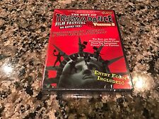The Best Of Troma Dance Film Festival Volume 5 New Sealed DVD! Troma Team!