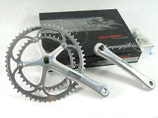 Campagnolo Crankset Record 10 Speed 172.5mm 53/39 Crank Bolts Bike 2000 NOS