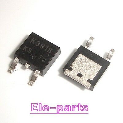 10 PCS 2SK3918 TO-251 K3918 N-CHANNEL POWER MOSFET