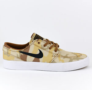 Details about Nike Zoom Janoski Canvas RM Premium CNVS PRM SB Men Shoes New Camo AQ7878 200