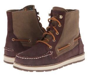 Women's Sperry Top Sider Boots   eBay
