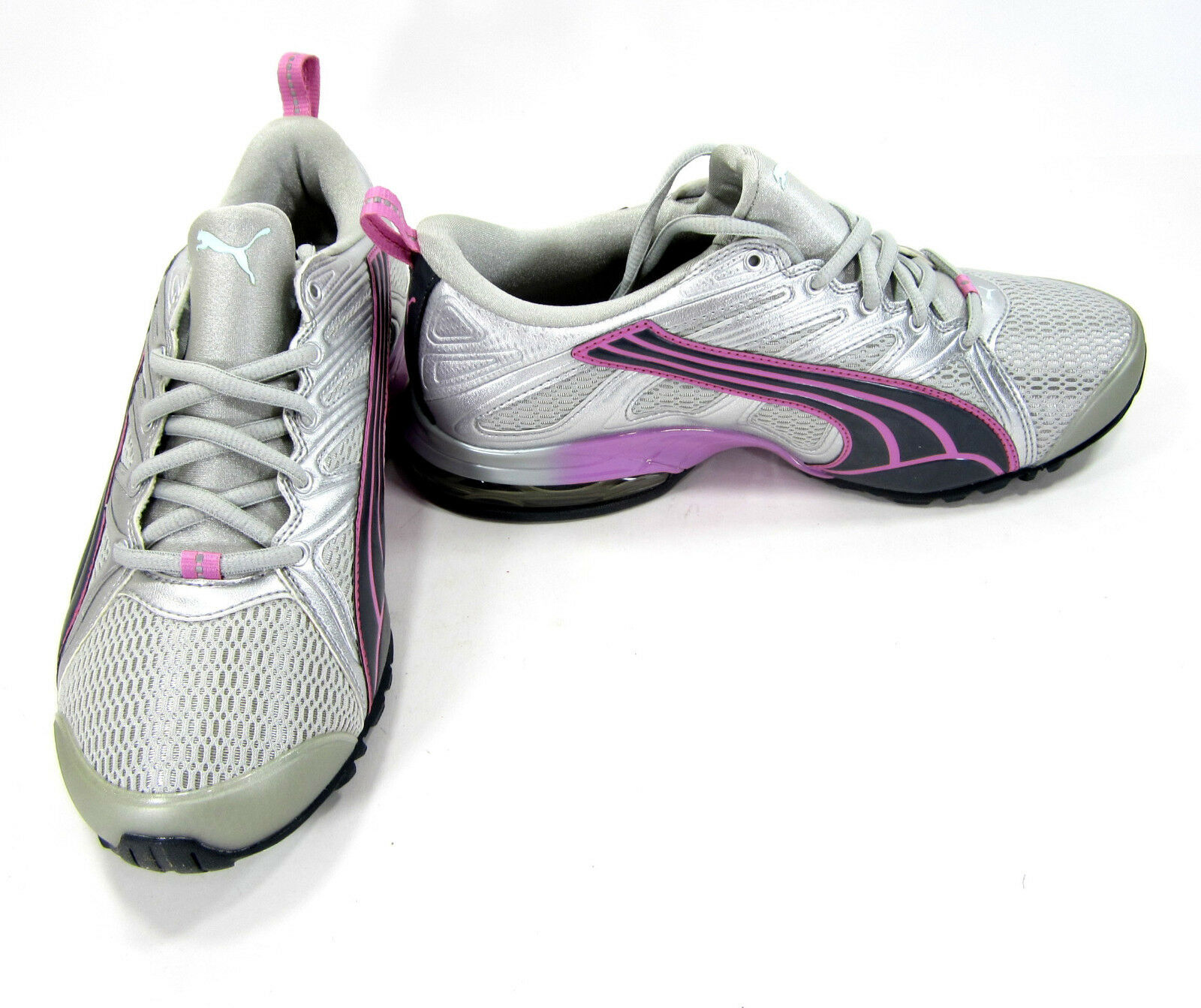 Puma Shoes Cell Volt M Running Silver/Shadow/Mauve Sneakers Sneakers Silver/Shadow/Mauve Womens 8.5 870b58