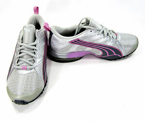 acheter pas cher 2ea8e 9d0b9 Details about Puma Shoes Cell Volt M Running Silver/Shadow/Mauve Sneakers  Womens 8.5