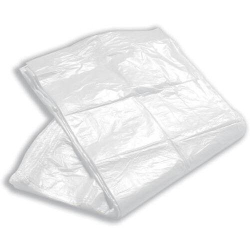 Cuadrado Blanco Oficina bolsas de basura 15x24x24 X 1000