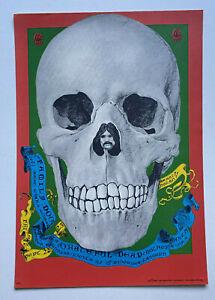 GRATEFUL-DEAD-Mother-Earth-1967-FD-82-ORIGINAL-Family-Dog-Denver-Poster