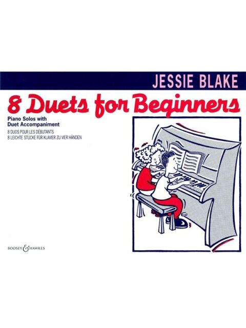 Blake: 8 Duets For Beginners