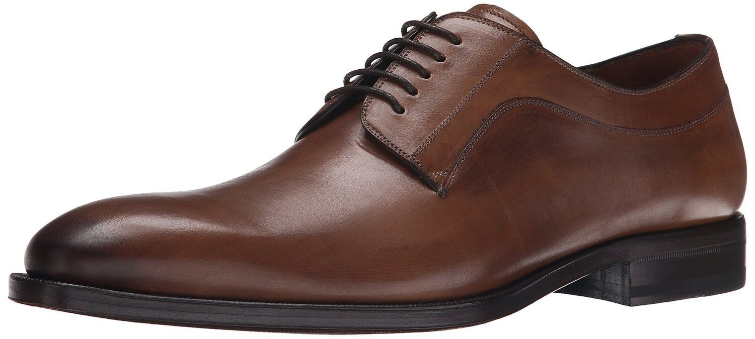 Mezlan Men's Basel Oxford, Cognac, Dimensione 10.5 M