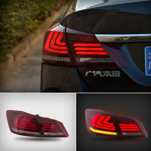 9Th Gen Accord >> Led Red Bmw Look Tail Lights Conversion For Honda Accord 9th Gen