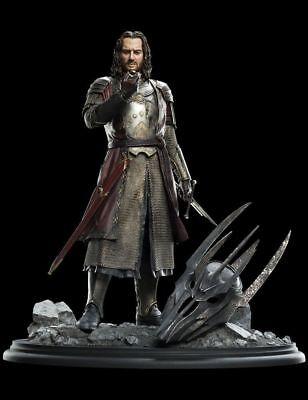 Mini Epics Weta Statue Vinyl Le Seigneur des Anneaux 17 Saruman Saroumane