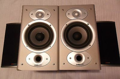 Polk Audio RTi4 Bookshelf Speakers Pair Sounds Amazing