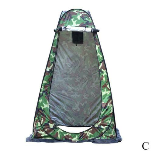 Portable Tent Camping Toilet Shower Instant Changing Privacy Room Outdoor