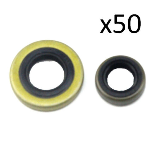 50X Oil Seal Oilseal For Stihl MS240 MS260 MS340 MS360 024 026 034 036 Chainsaw
