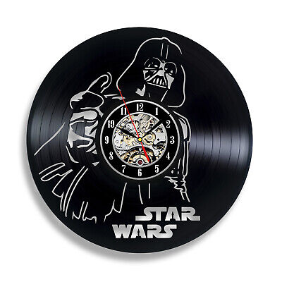 Hollywood Cliff Cinema Wall Clock Gift for Movie Fan