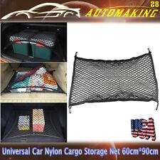 Rear Floor Style Trunk Cargo Net Elastic Mesh String Storage Organizer Net USA