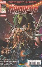 SECRET WARS Les GARDIENS DE LA GALAXIE N° 1 Marvel France Panini comics