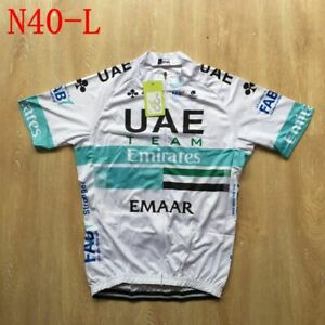 Mens-Cycling-Short-Sleeve-Jersey-Breathable-Outdoor-Riding-Bike-Shirts-Size-L