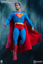 1/6 sixth Scale Superman 12 inch Figure by Sideshow Collectibles