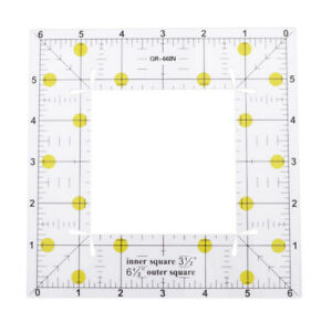 Square-Plastic-Quilting-Drawing-Patchwork-Ruler-for-DIY-Sewing-Talior-Tool