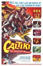 Caltiki Movie Poster 24in x36in