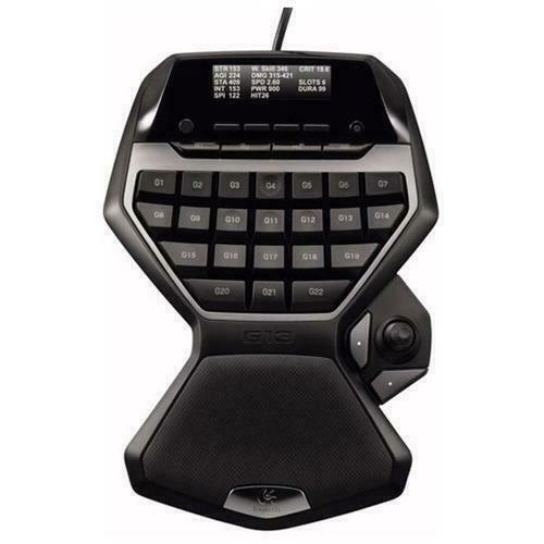 Logitech G13 920-000946 Advanced Gamepad - $70.00