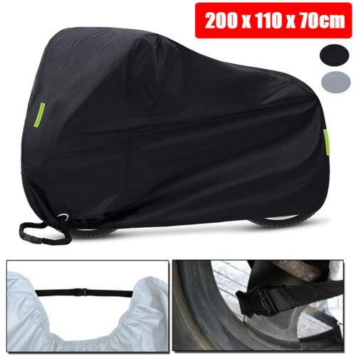 Waterproof Bicycle Bike Storage Cover Rain Dust Sun UV Protector Motorcycle L5S3