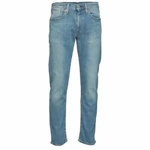 Levi/'s 502 Biology Regular Tapered Blue Denim Jeans 29507 0276
