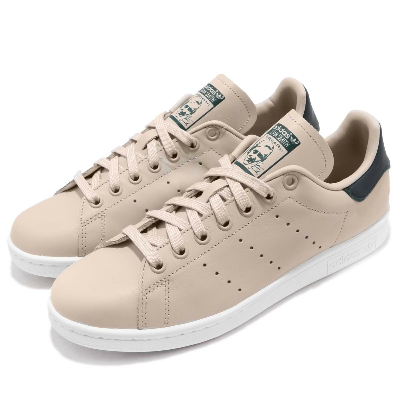 Adidas Originals Stan Smith Brown Green Men Women Casual shoes Sneakers B37910